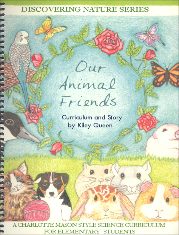 Discovering Nature Series: Our Animal Friends