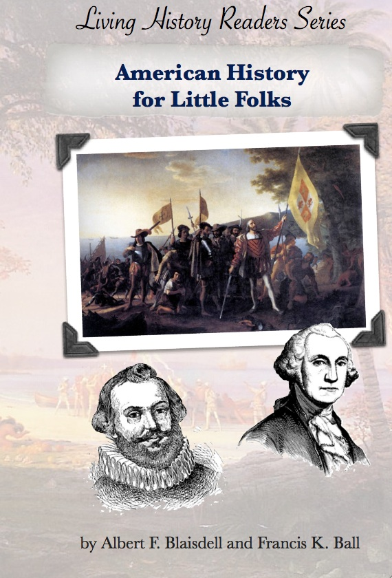 American History for Little Folks