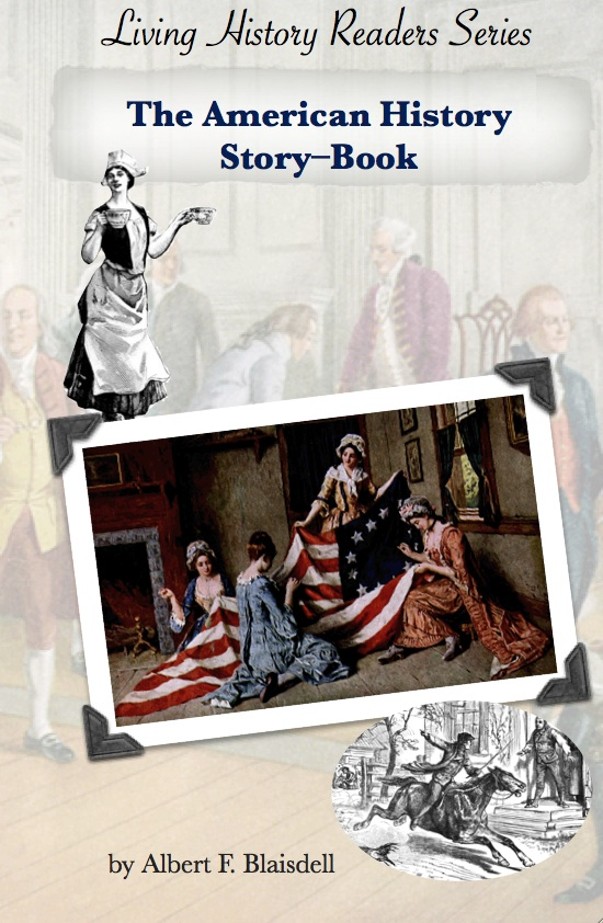The American History Story-Book - eBook