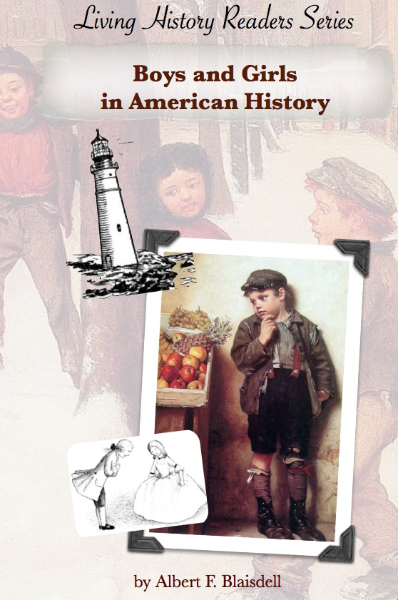 Boys and Girls in American History - ebook