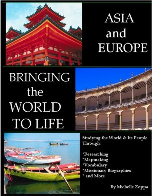 Bringing the World to Life: Asia and Europe for junior and senior high students