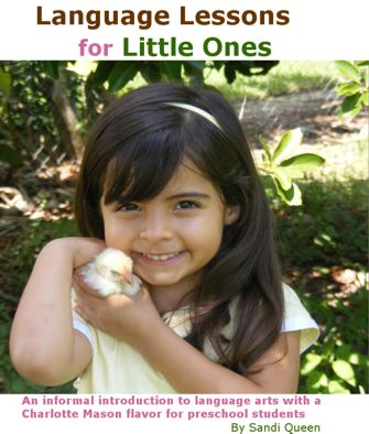 Language Lessons for Little Ones Volume 1 - Ebook