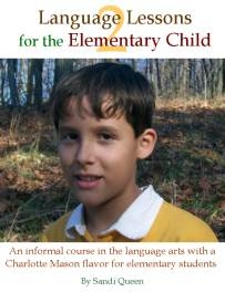 Language Lessons for the Elementary Child Volume 2