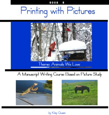 Printing with Pictures Book B- Ebook