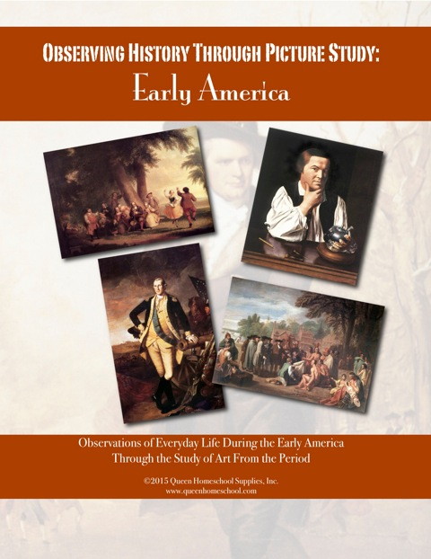 Picture Study: Early America