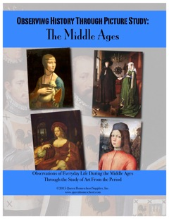 Picture Study: The Middle Ages