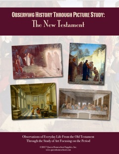 Picture Study: New Testament