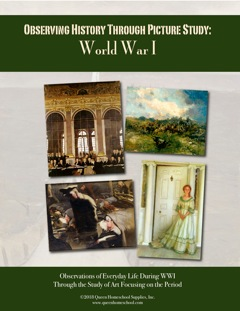 Picture Study: World War I