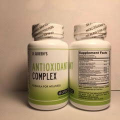 Antioxidant Complex - Formula for Wellness