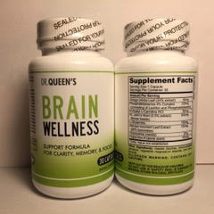 Brain Wellness - Support Formula for Clarity, Memory and Focus - Click Image to Close