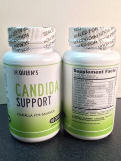 Candida Support - Formula for Balance