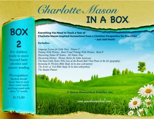 Charlotte Mason in a Box - Box 2 - Click Image to Close