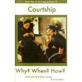 Book#3: Courtship: Why? When? How? God's Plan for Finding a Spouse