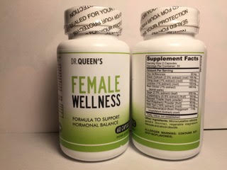 Female Wellness - Support Formula for Hormonal Balance