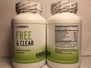 Free and Clear - Detoxification Complex