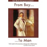 Book#2: From Boy...to Man! - Ebook