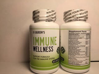 Immune Wellness - Support Formula for the Immune System