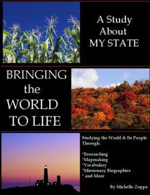 Bringing the World to Life: A Study About My State