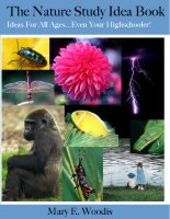 The Nature Study Idea Book for All Ages
