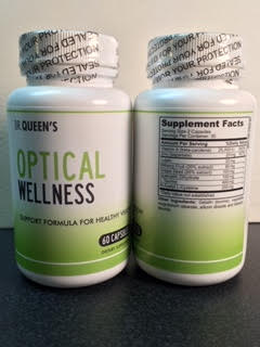Optical Wellness - Support Formula for Vision and Eye Health