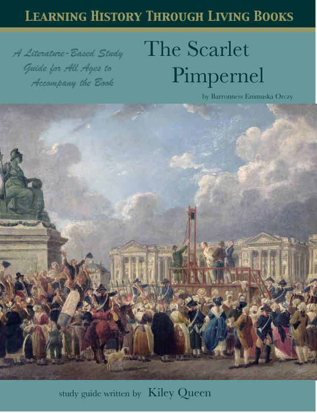 The Scarlet Pimpernel Study Guide eBook