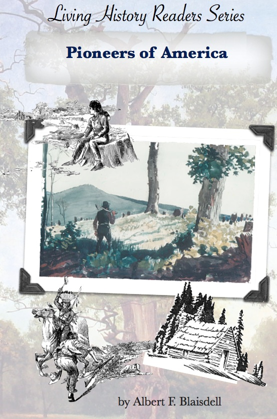 Pioneers of America - eBook