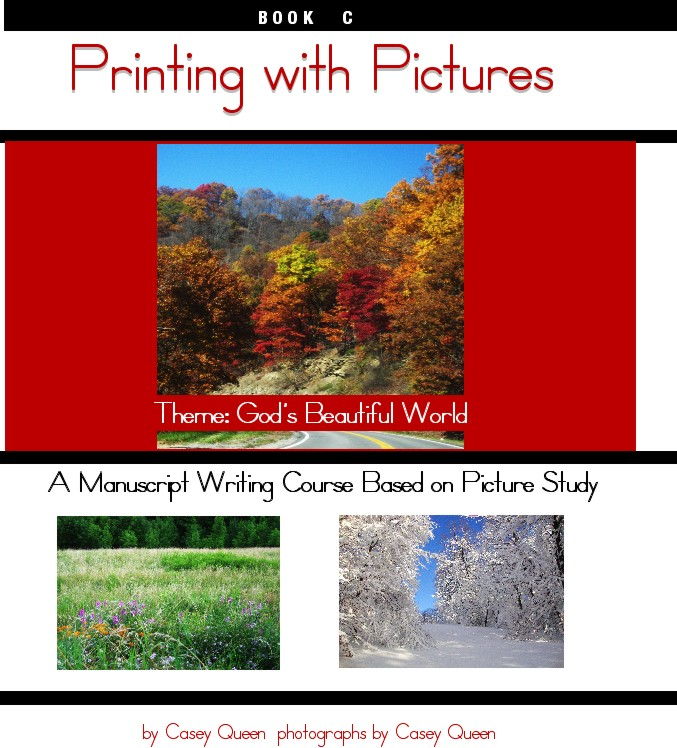 Printing with Pictures Book C - Ebook