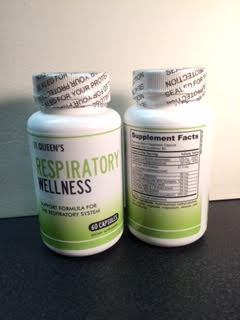 Respiratory Wellness - Support Formula for the Respiratory System