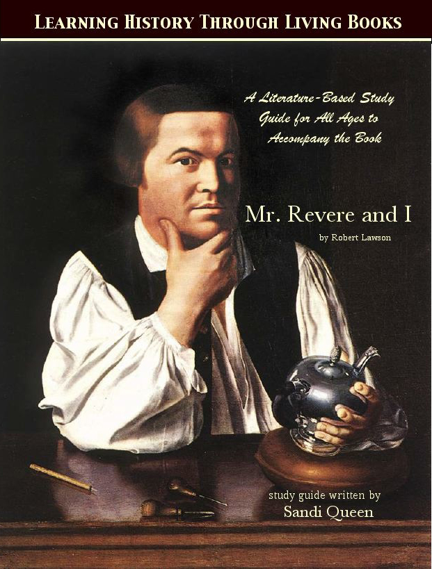 Mr. Revere and I Study Guide eBook