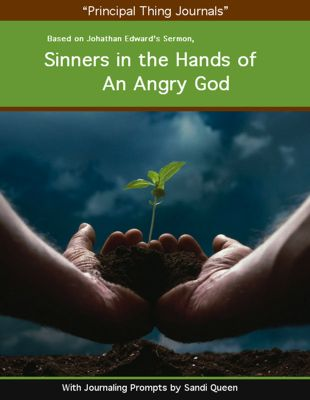 Sinners in the Hands of an Angry God Journal